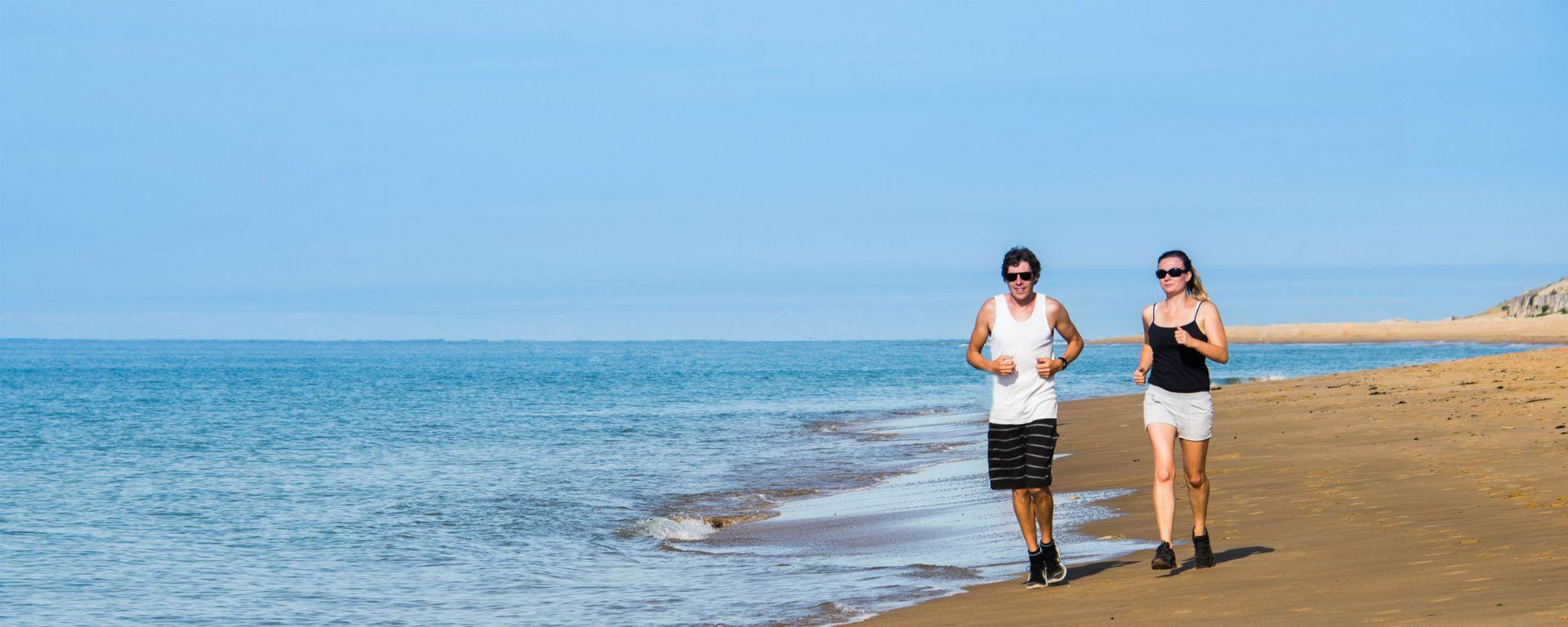 Sport et détente sur la côte Tranchaise