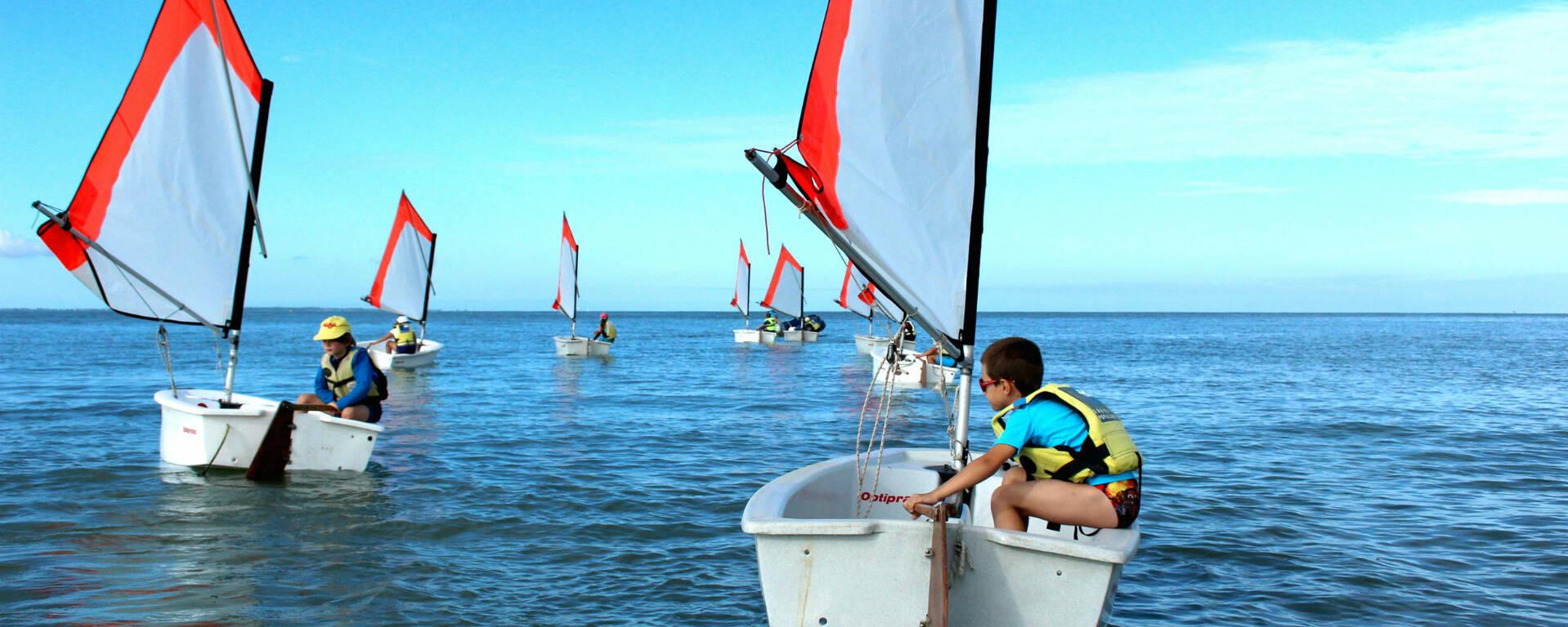 Initiation et découverte de sports de glisse pour les petits