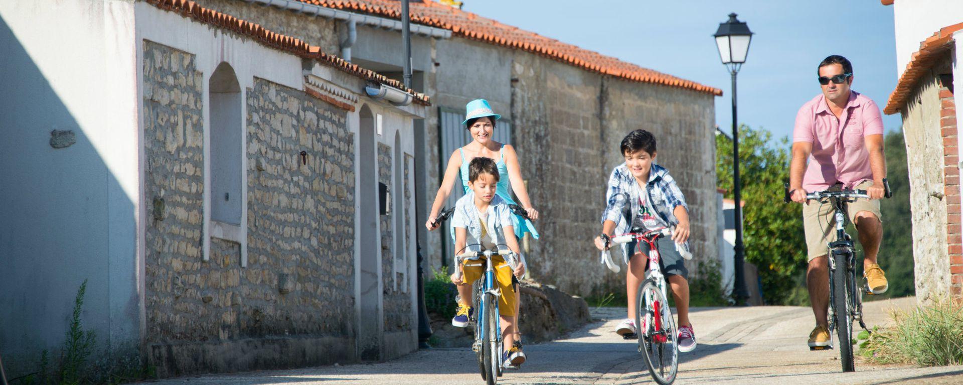 Location de vélos disponible à La Tranche sur Mer
