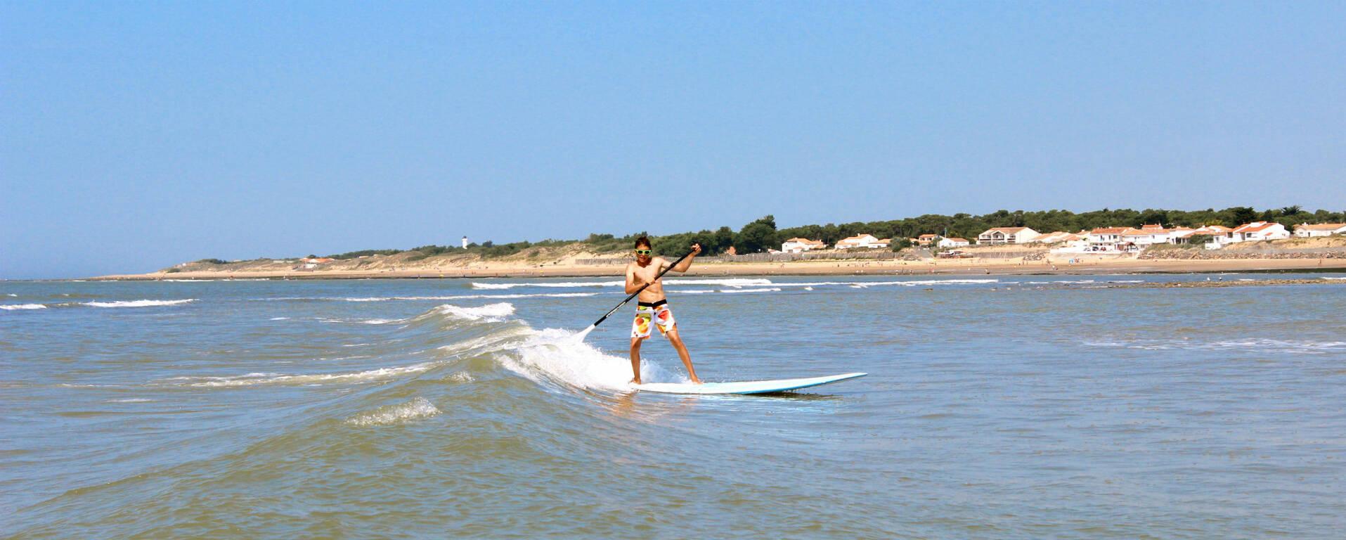 Cours de paddle