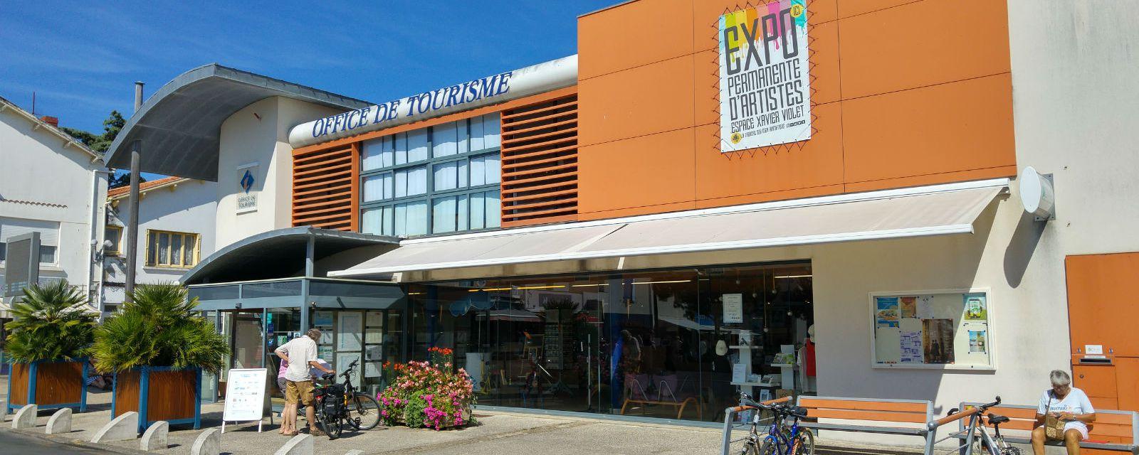 Office de Tourisme, accueil, réservations, informations, billetterie...