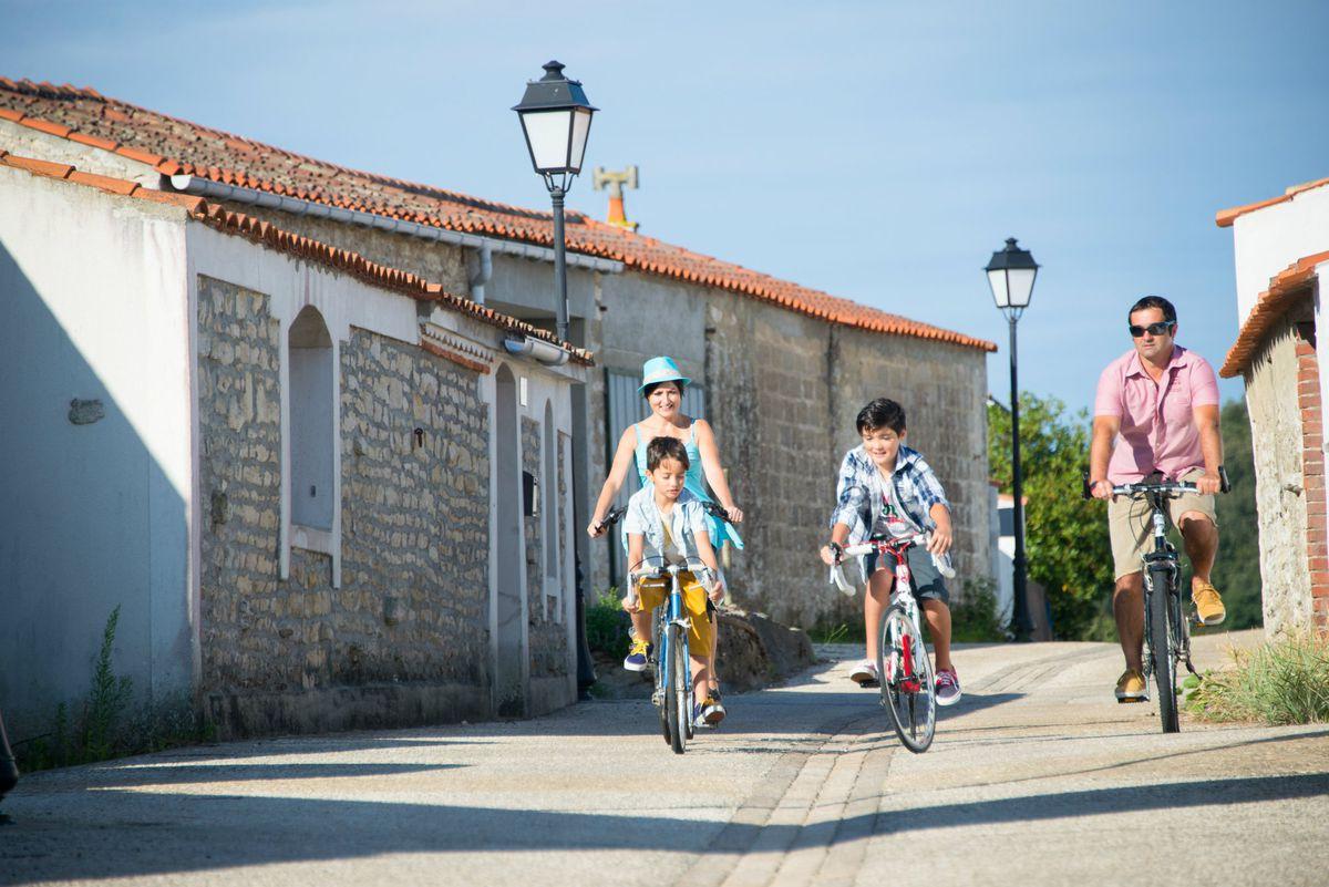 Milles facettes d couvrir bicyclette office de tourisme de la tranche sur mer - Office du tourisme de la tranche sur mer ...