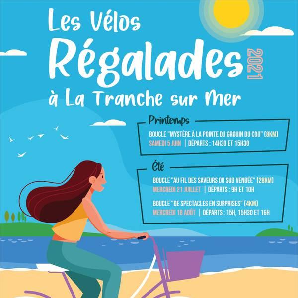 Les Vélos Régalades 2021