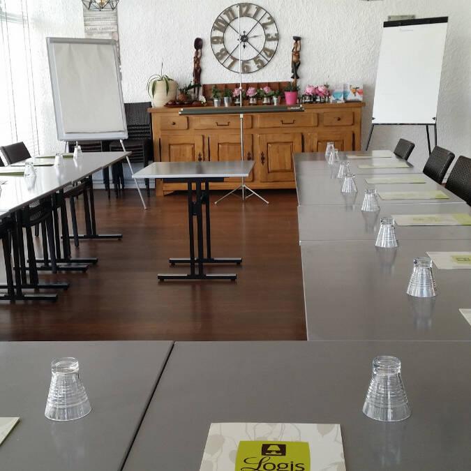 Hotel les cols vert - Salle de réunion