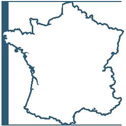 La Tranche-sur-Mer depuis la France